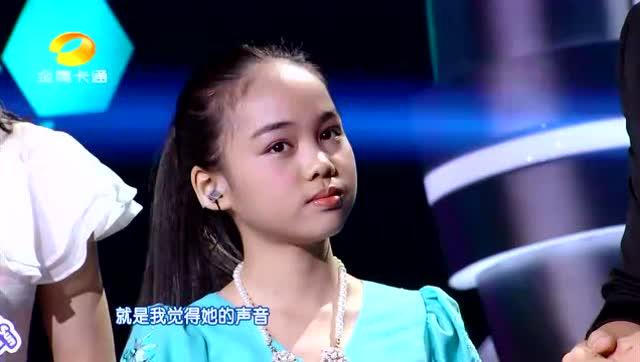 爆发力高音让人起鸡皮疙瘩!11岁小姑娘唱哭观众,惊艳全场