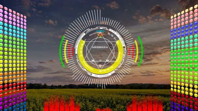音乐视觉:超重低音3d环绕极品dj电音舞曲,万元音响专用音乐