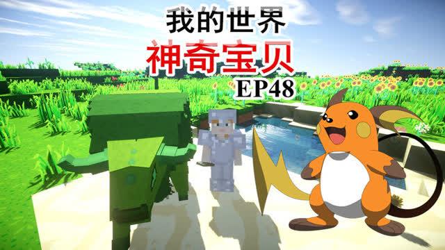 【飞机】口袋妖怪第一集:我的神奇宝贝藤藤蛇