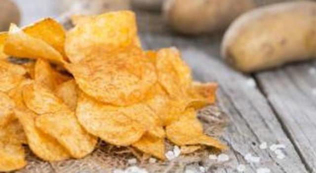 土豆是怎么做成薯片的?大开眼界