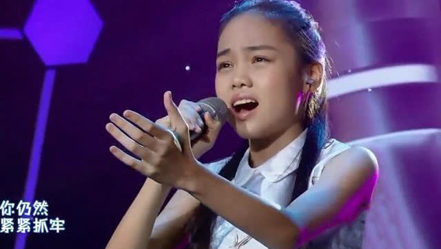 一位11岁来自马来西亚的小姑娘在中国竟然可以火成这样