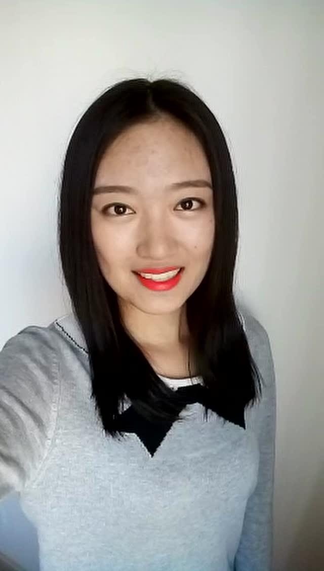 女神张钰桦给大燕网网友拜年