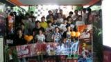 2013年QQ飞车全民争霸赛第二周赛酒泉市金旗舰