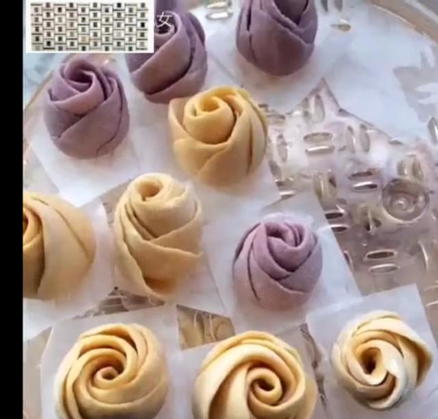 宝宝花卷制作方法图解