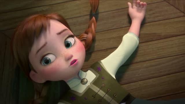 活波可爱小公主安娜