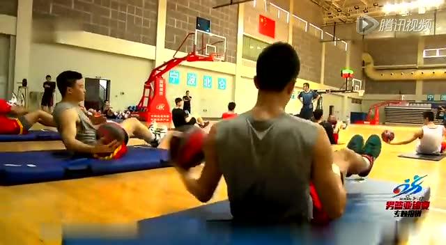 男篮封闭集训备战亚锦赛 易建联:球队还需提高截图