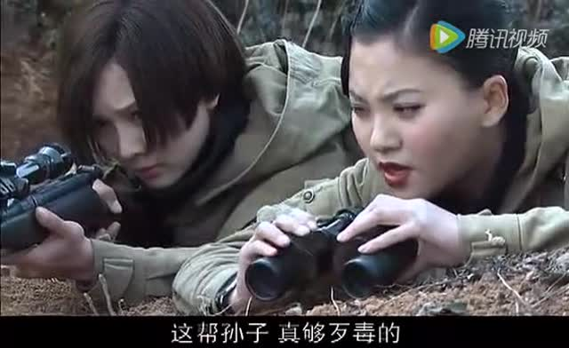日本大佐派鬼子引爆炸弹 狙击手一枪爆头吓得鬼子不敢靠近