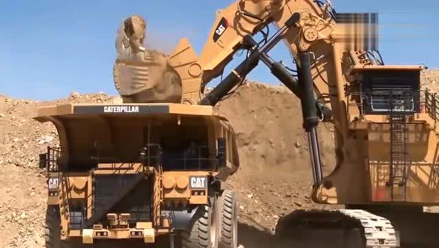 如果有rc遥控卡车拖拉机挖掘机,那是不是就省很多事呢图片