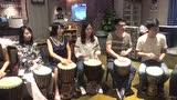 第五次非洲鼓课,学打《Fatou yo》