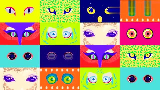 五月天动画版《派对动物》突变的画风