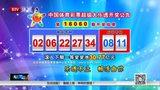 中国体育彩票超级大乐透开奖公告:第16060期开奖结果