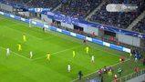 全场回放:欧冠1/8决赛首回合 根特vs沃尔夫斯堡 下半场