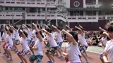 中学生创意舞蹈,这老师太有才了,配上《卡加布列岛》好魔性