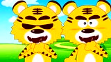 少儿歌曲 - 两只老虎(新) (2)