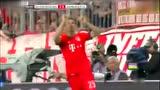 15~16赛季德甲首轮揭幕战拜仁慕尼黑VS汉堡全场集锦