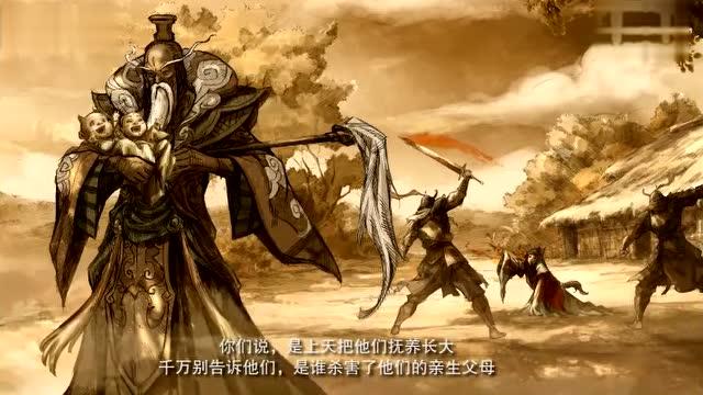 """孙悟空:""""我若成佛,天下无魔;我若成魔,佛奈我何"""""""