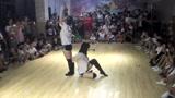 太唯美了!两个超清纯的高中生跳现代舞《小幸运》回到校园时代!