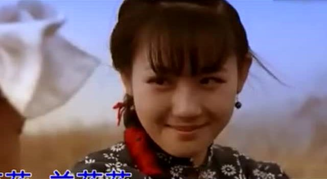 刘建东《梦中的兰花花》现场版