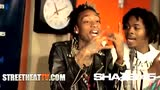 Wiz Khalifa - Bout Me (In Studio Performance)
