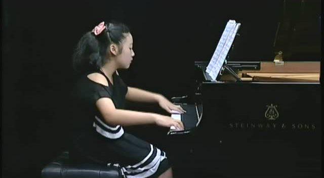 刘馨语《c小调圆舞曲》
