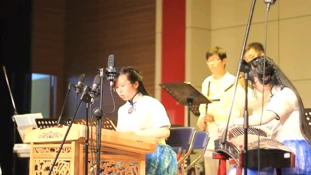 二胡 琵琶 古筝 扬琴四种民乐的合奏曲有哪些