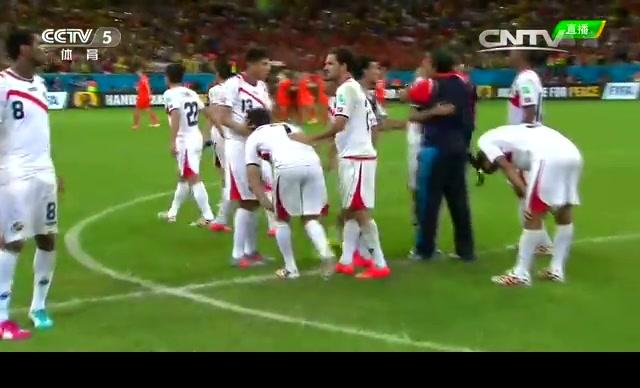 【点球集锦】克鲁尔两扑点球 荷兰惊险晋级截图