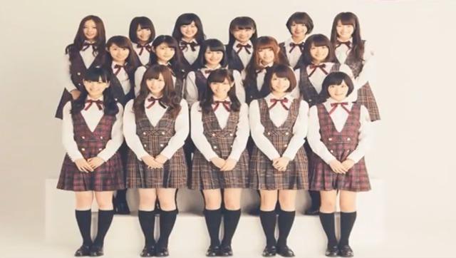 日本48组合