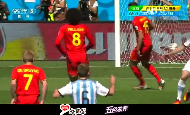 【个人集锦】伊瓜因破巴西球荒 烟枪助阿根廷晋级截图