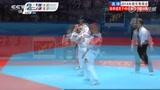 视频:青奥跆拳道男子48公斤级 台北选手落败