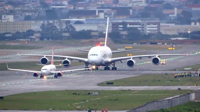 巴基斯坦航空一架飞机坠毁