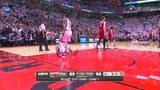 03月21日NBA常规赛 热火vs马刺 全场精华录像