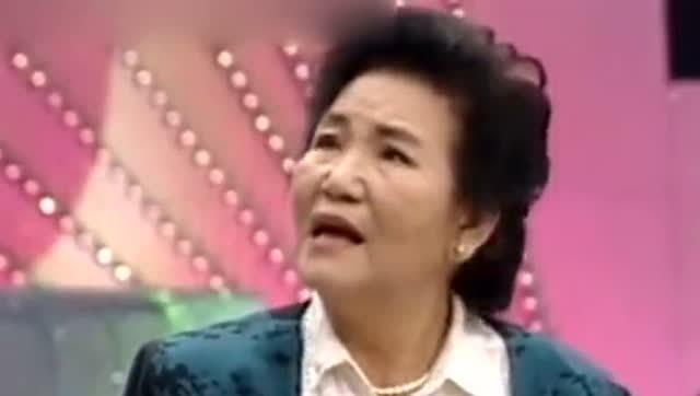 赵丽蓉春晚演唱《泰坦尼克号》主题曲,你是否看出她已经重病在身