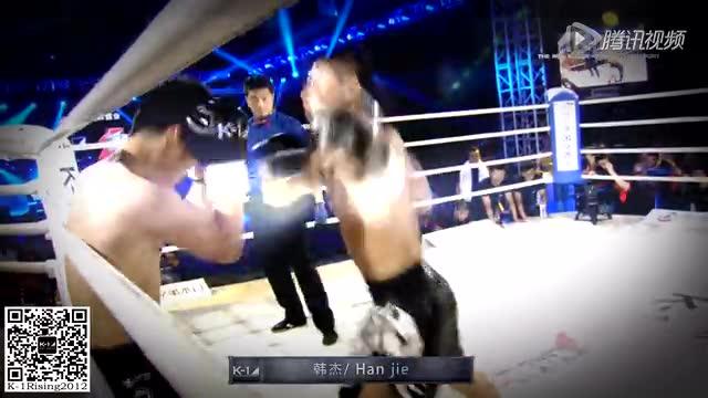 视频:2015k-1王者之战 中日拳王争霸强悍来袭