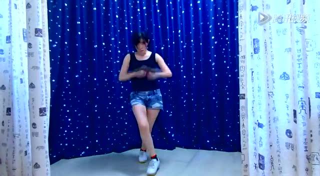 七朵组合韦欢《战舞》练习室官方版