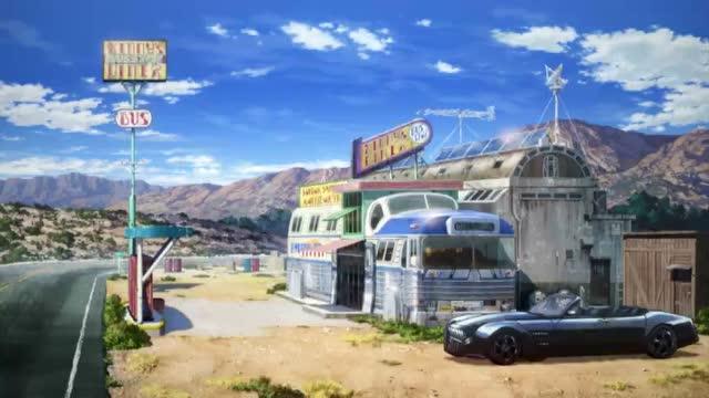 最终幻想 15 精彩动画一