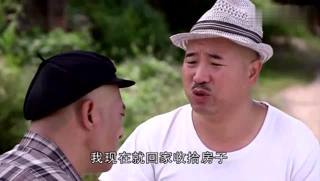 赵四心里憋屈找刘能理论,刘能讲道理把赵四给教训了!图片
