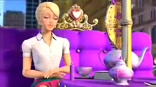 芭比之公主学校花絮图片
