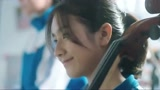 《你好旧时光》周周翔茜为艺术节排练 大提琴和钢琴的完美配合