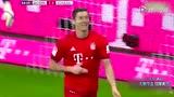 拜仁3-0大胜沙尔克04 莱万两球领衔射手榜