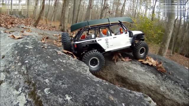 djchina axial jeep 牧马人 scx10 90028 ax.图片