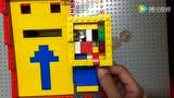 日本小朋友玩儿什么?!用乐高拼的投币游戏机