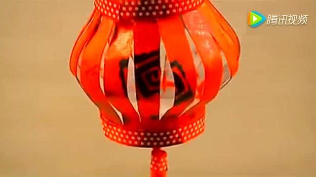 喜庆剪纸 灯笼 张灯结彩 led晚会背景视频素材