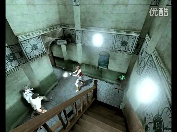 玩家重置《生化危机2》视频截图