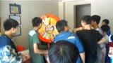 2014QQ飞车第三周邓州大拇指网吧转盘