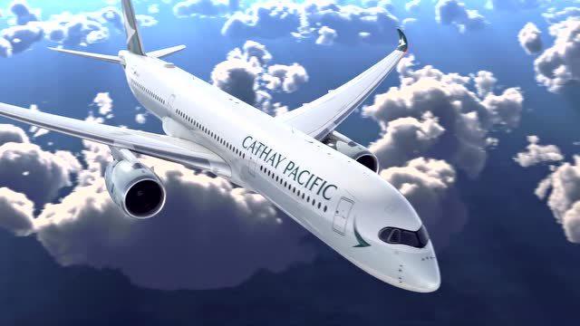 国泰航空747-400谢幕飞行记录