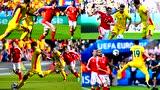 罗马尼亚1-1瑞士 斯坦库得分铁腰扳平