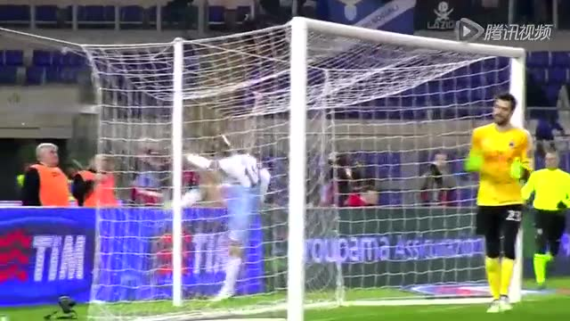 AC米兰负拉齐奥 因扎吉灰脸退场截图