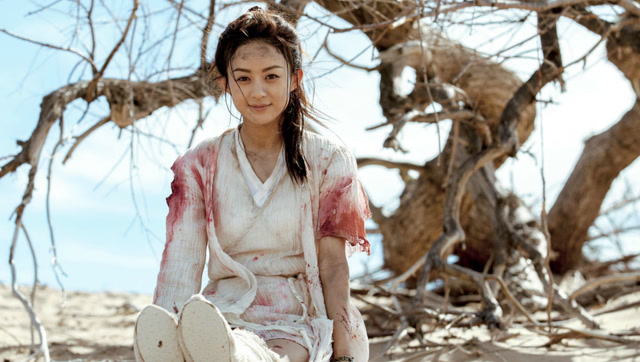 刘诗诗吊威亚被勒脖,演员到底是多高危的行业?