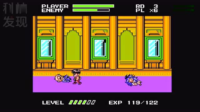 科技发现:sd快打旋风 何一:小时玩的经典游戏 fc插卡游戏机 小霸王