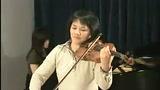 圣桑:天鹅 小提琴独奏 唐韵_标清图片